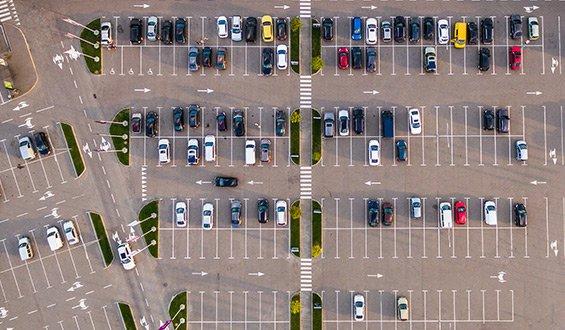 Изображение на паркинг